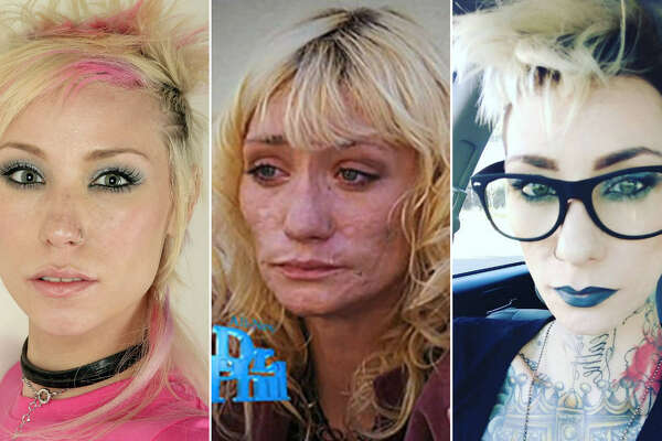 Former America's Next Top Model Cycle 8 contestant Jael is a recovering meth addict living in Austin. In 2012, Jael appeared on Dr. Phil for an intervention episode where she went viral for his dramatic change in appearance. She has since been clean.