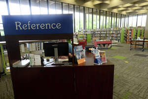 After a nearly three-month closure for renovations that included new carpeting, shelves, and a reorganization of the interior structure, the downtown branch of the Beaumont Public Library will reopen at 9 a.m. today. A ribbon-cutting ceremony is expected to take place at the facility following the City Council meeting.  The branch will operate under normal hours 9 a.m. - 8 p.m. Monday through Thursday, and 9 a.m. - 6 p.m. Friday. Photo taken Monday, March 27, 2017 Kim Brent/The Enterprise
