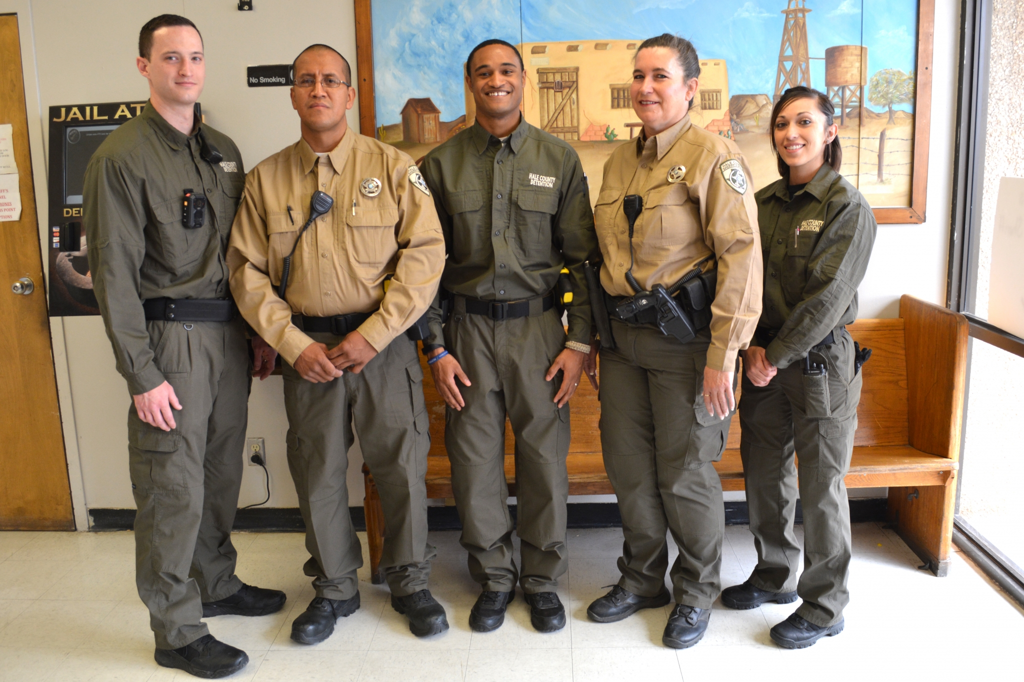 Concept 30 of Geo Correctional Officer Uniform