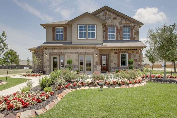 CastleRock Communities offers homes starting around $180,000 in the Azalea District of Valley Ranch near the Grand Parkway and U.S. 59 northeast of Houston.