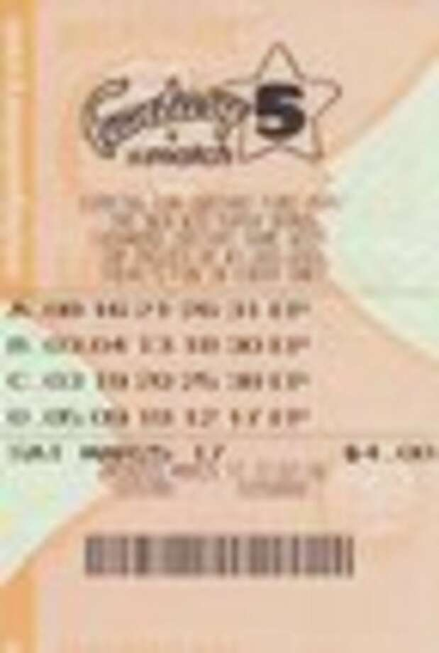 A Saginaw County man has his wife and a lucky impulse to thank for winning a $627,144 Fantasy 5 jackpot from the Michigan Lottery. The lucky player, who chose to remain anonymous, matched the Fantasy 5 numbers drawn Saturday night: 03-19-20-25-38.