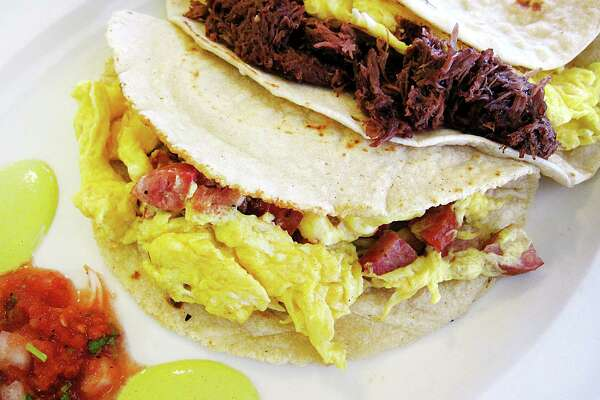 dce3097c93d6 3of6Country and egg taco on a handmade corn tortilla