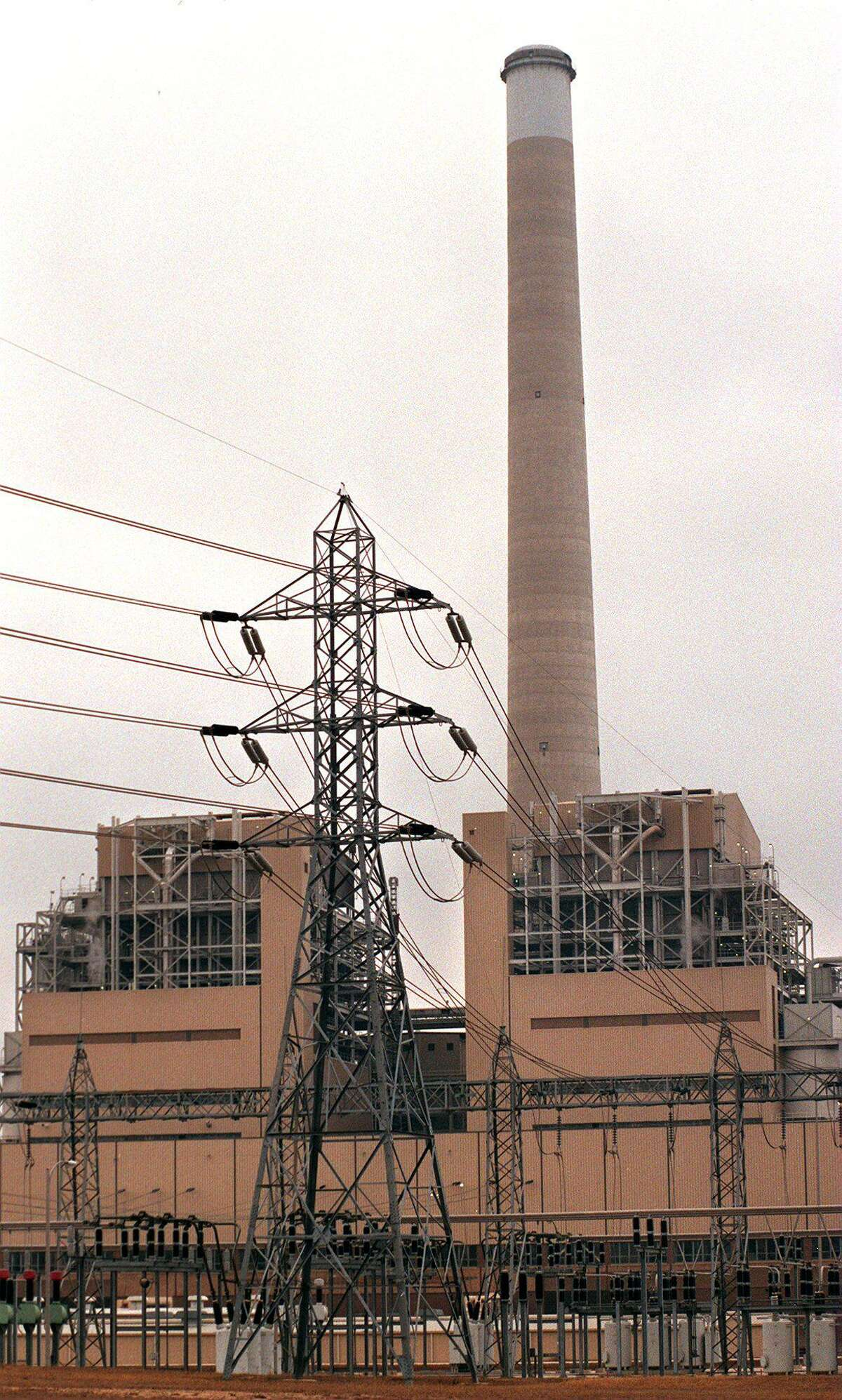 CPS Energy's J.T. Deely coal-fired power plant is scheduled to be mothballed by the end of 2018, according to CPS officials. Built in 1977, the closure of the plant is part of the utility's plan to increase its usage of renewable resources to 20 percent and reduce its environmental impact.