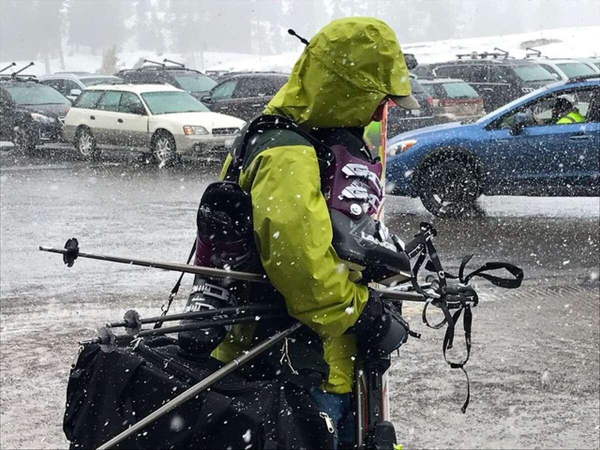 Alpine Meadows carry-all