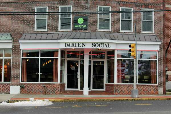 Darien Social will close its doors at 10 Center St., Darien, Conn., on April 2, 2017. Here on March 28, 2017.