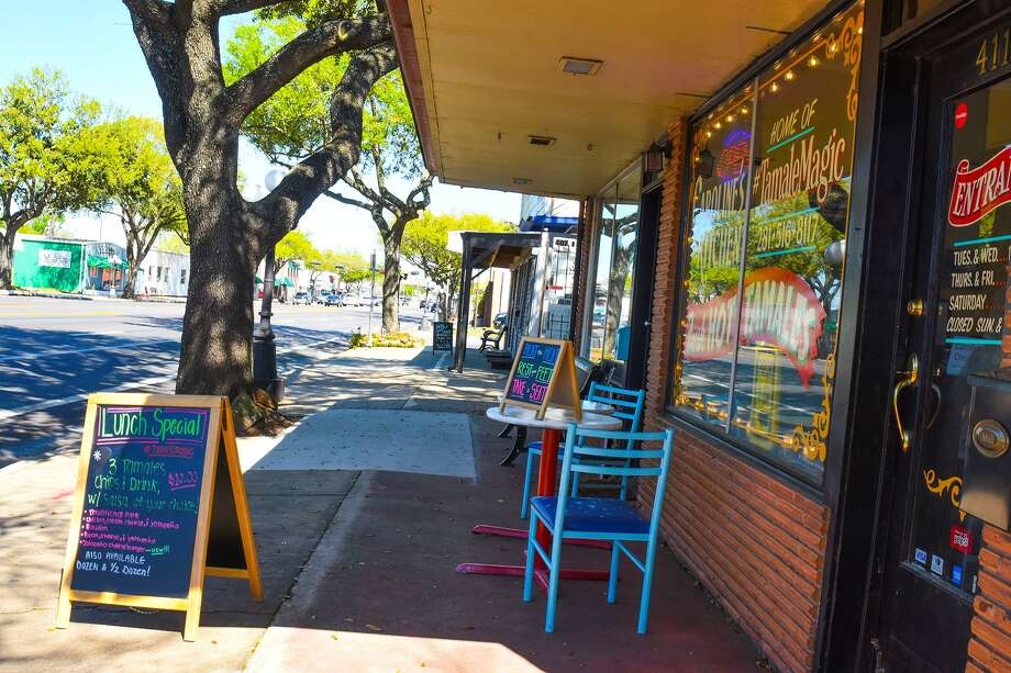 Tomball is revitalizing its downtown. Photo: Tony Gaines