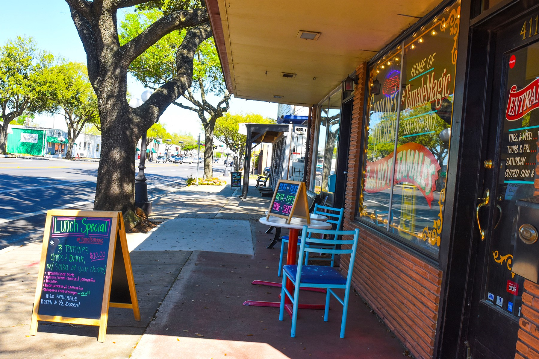 Downtown Revitalization Covers Photo : Tomball s downtown revitalization effort continues the