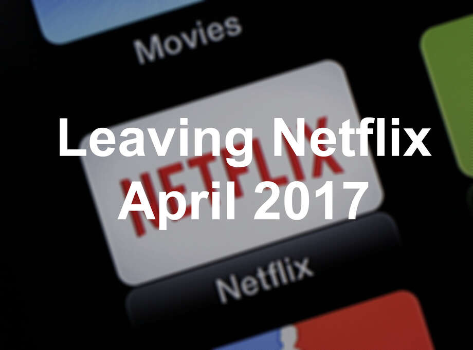 Click through the slideshow to see what's leaving Netflix this April.  Photo: File Photo