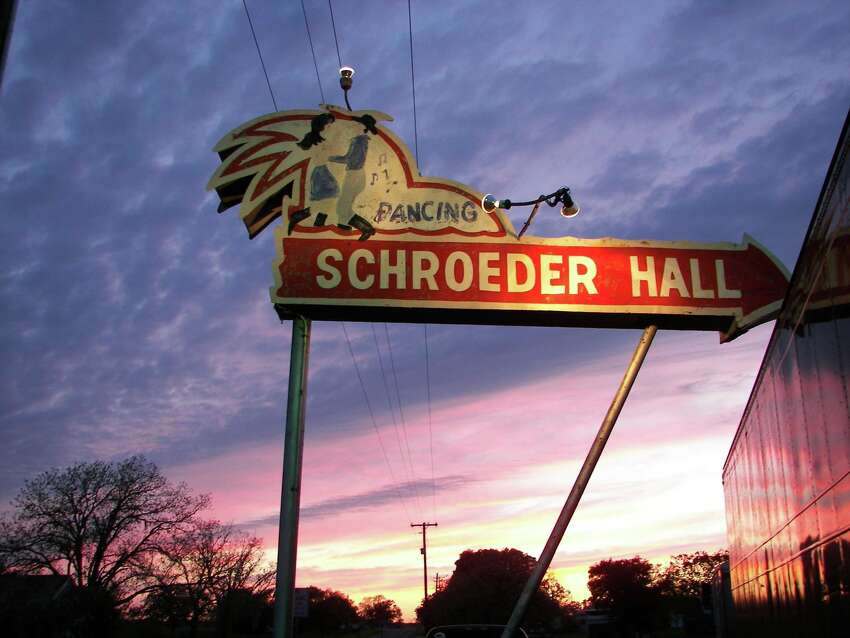 An eBay auction will decide the next owner of Texas' second-oldest dance hall, Schroeder Hall.
