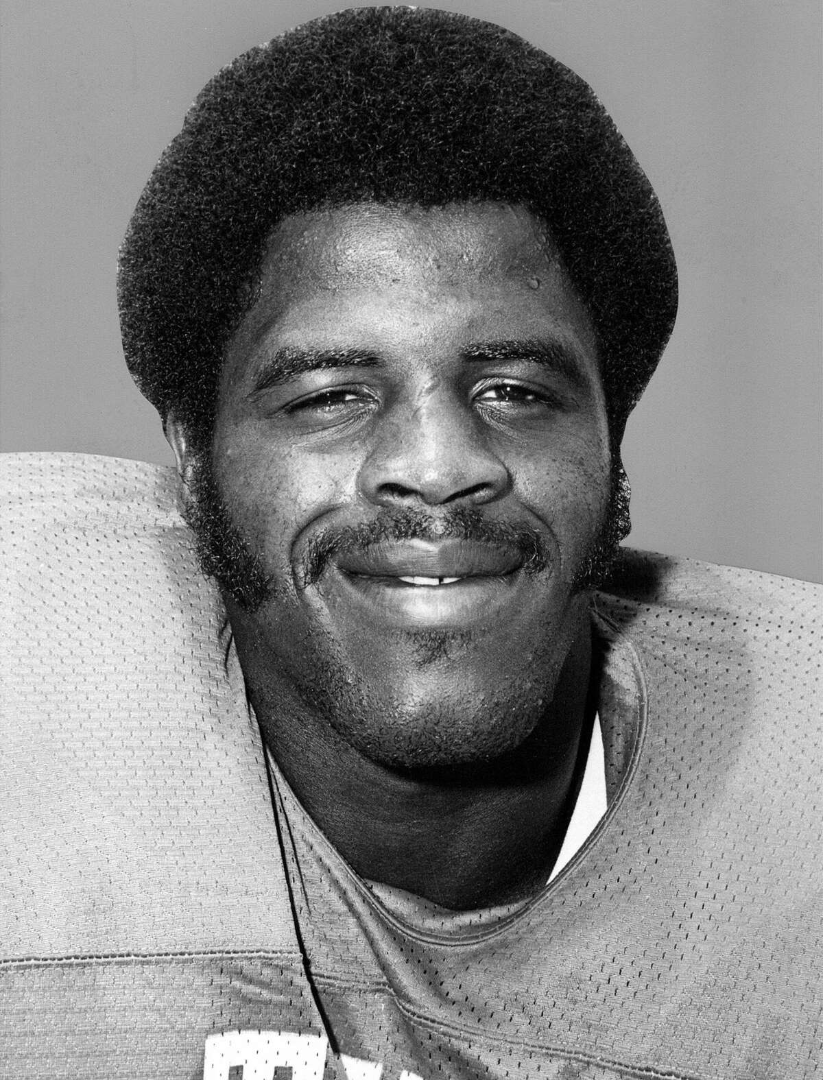University of Texas running back EARL CAMPBELL in 1977.