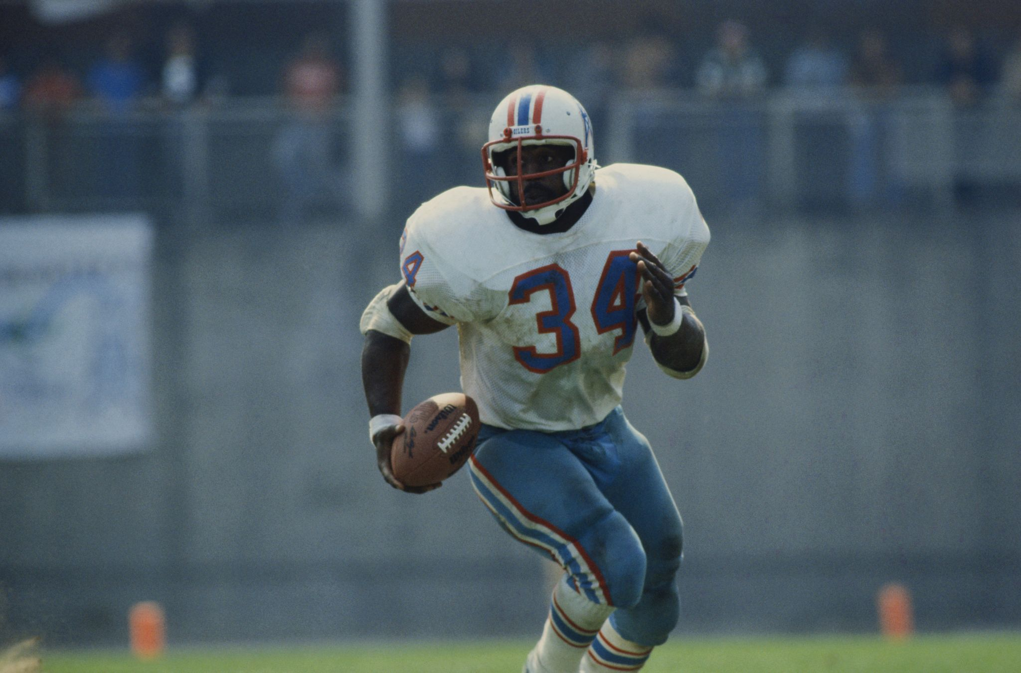 Earl Campbell Photos That Will Make You Miss The Oilers