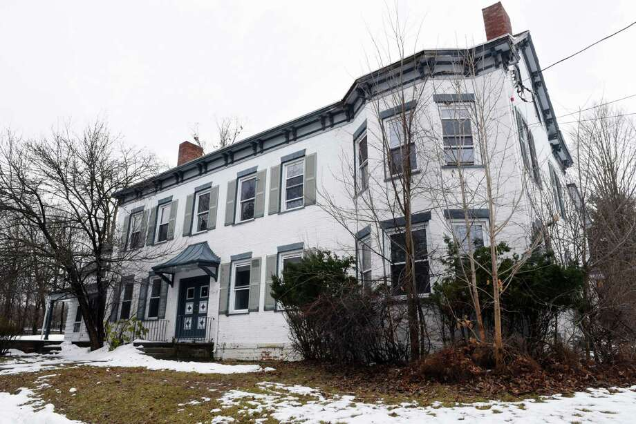 Click through the slideshow to see more abandoned buildings in the Capital Region.The historic Yates Mansion in Glenville has been decaying for years. The town plans to vote to purchase and fix up the building located at 133 Maple Ave. (Will Waldron/Times Union) Photo: Will Waldron / 20040070A