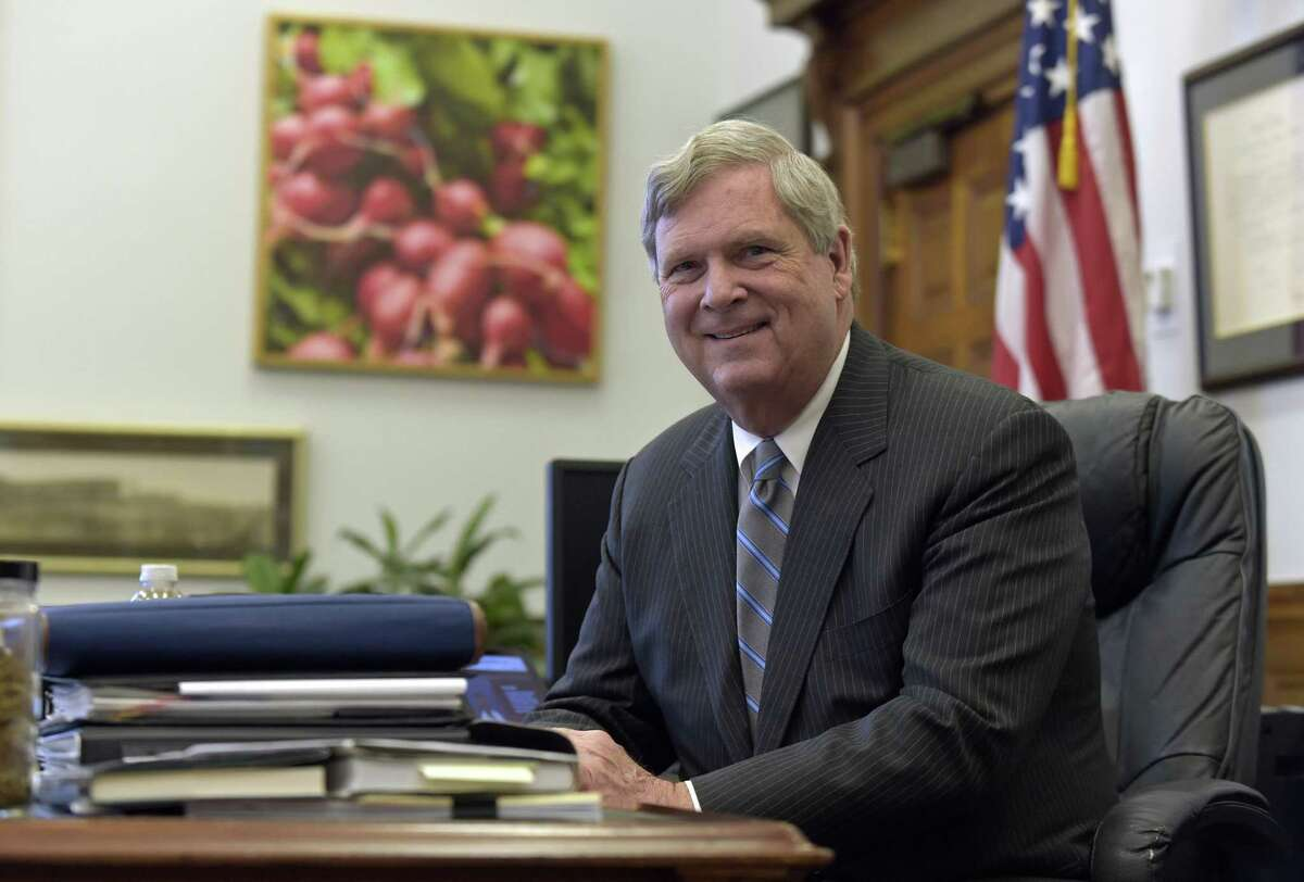 Former Agriculture Secretary Tom Vilsack now heads the U.S. Dairy Export Council.