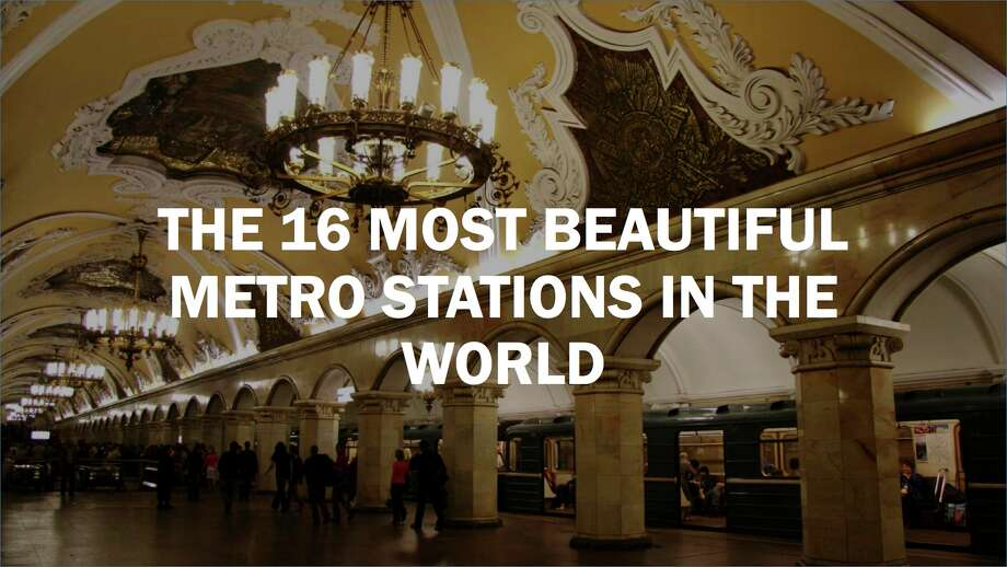The Most Beautiful Metro Stations In The World SFGate - The 12 most beautiful metro stations in the world