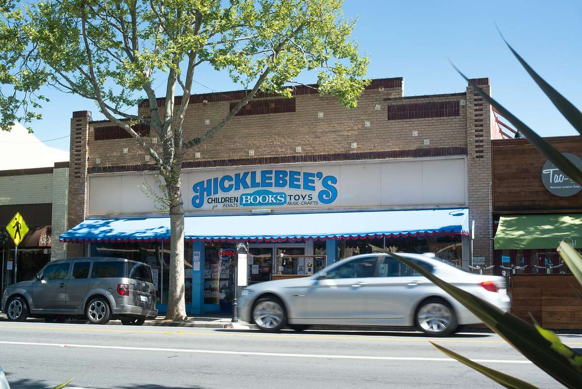 Business owners in San Jose are unsure how the .5% sales tax increase, which goes into effect April 1st, will impact stores like Hicklebee's Childrens Books in San Jose, Calif. on March 28, 2017.