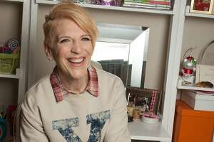 """The Queen of Mean"" Lisa Lampanelli, a Trumbull native, comes to Bridgeport for a comedy benefit gala for the Housatonic Museum of Art on Saturday, May 16."