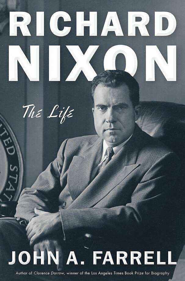 """Richard Nixon: The Life"" Photo: Doubleday"