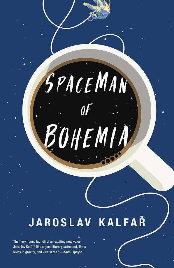 """Spaceman of Bohemia"" Photo: Little, Brown"