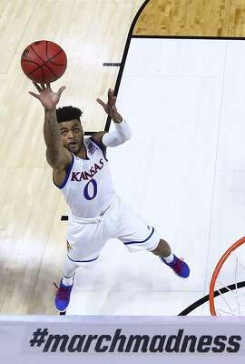 Guard Frank Mason III of Kansas was the only unanimous selection on the AP's All-America first team.
