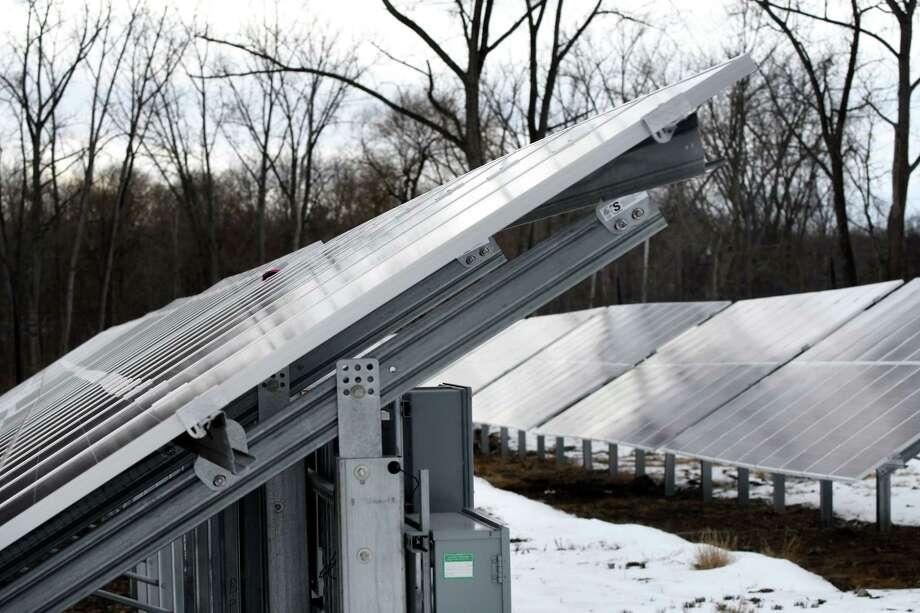 Colonie adopts solar farm rules Laredo Morning Times