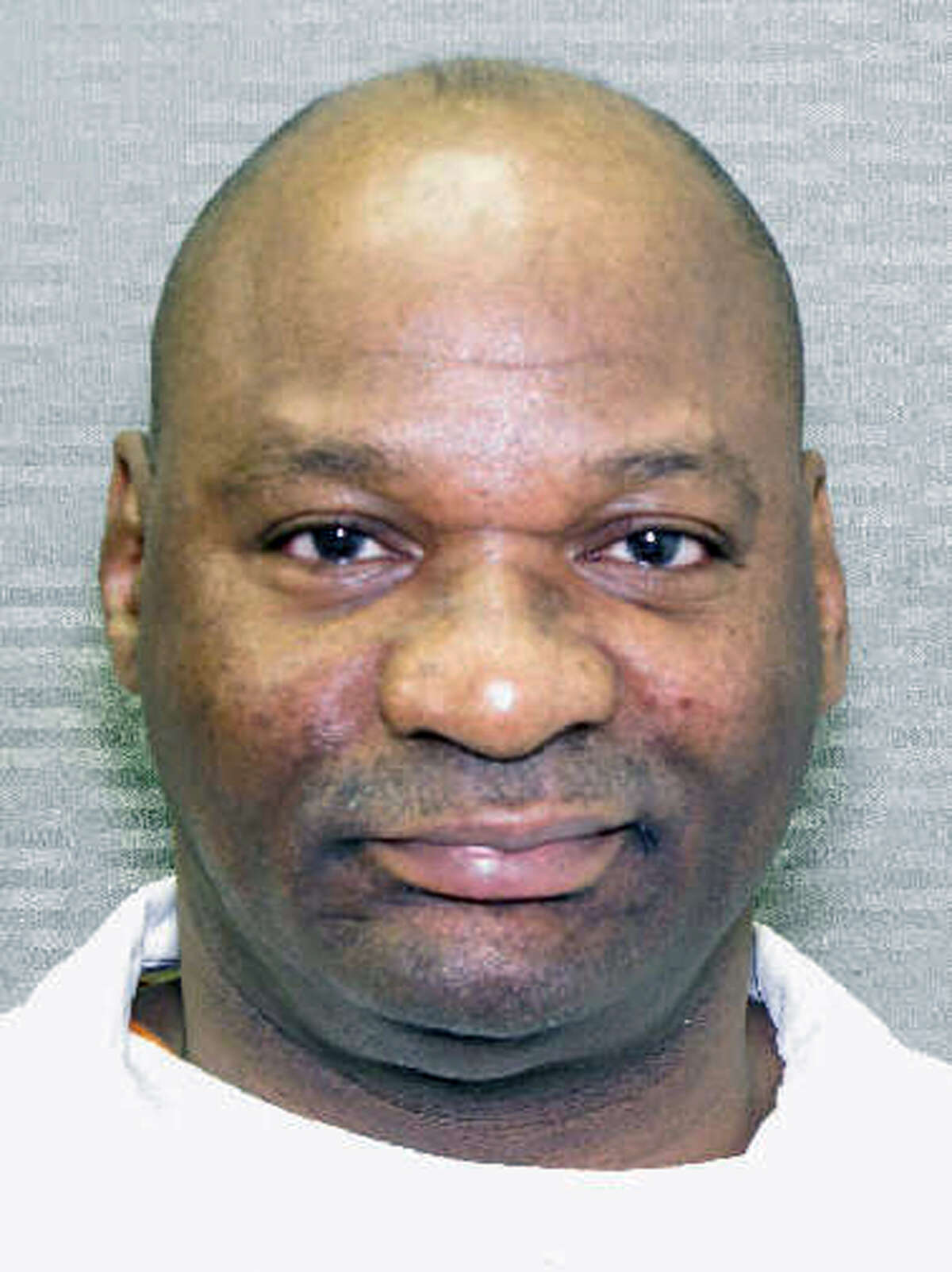 FILE - This undated photo provided by the Texas Department of Criminal Justice shows inmate Bobby Moore. The U.S. The Supreme Court has sided with a Texas death row inmate Moore who claims he should not be executed because he is intellectually disabled. (Texas Department of Criminal Justice via AP, File)