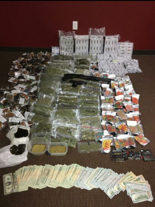 Cops Bust Alleged Montgomery County Drug And Money