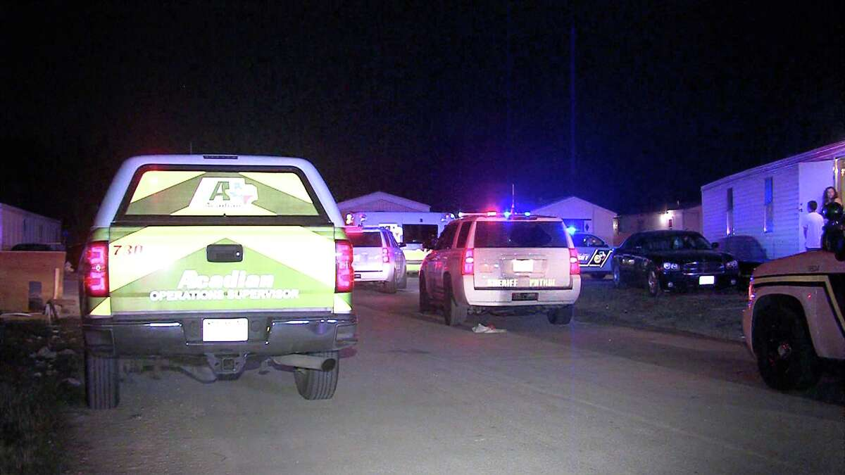 First responders found the victim lying in the street around 12:30 a.m. on March 29, 2017, in the 6700 block of Walzem Road. He was transported to San Antonio Military Medical Center in critical condition.