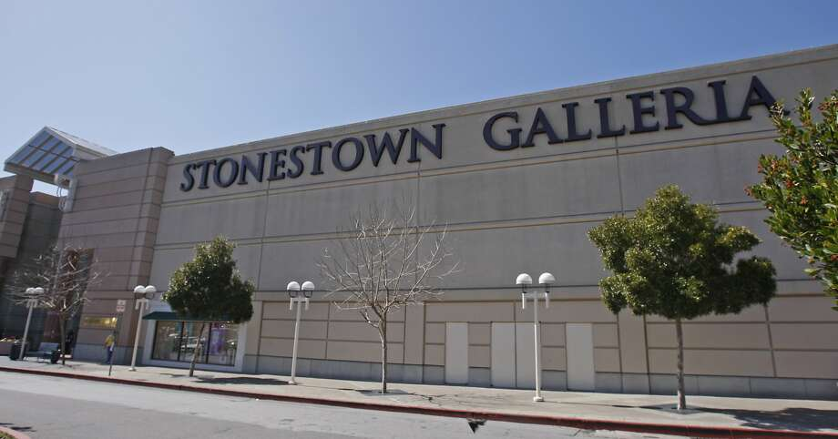 San Francisco police are searching for a teenage girl suspected of unleashing a chemical spray at the Stonestown Gallery mall that sent three shoppers to the hospital. Photo: Kurt Rogers, SFC