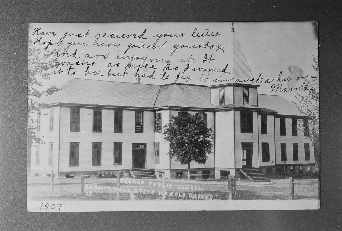 A second public school was built in Conroe in 1899. It was on East Phillips Street and started with 10 grades.