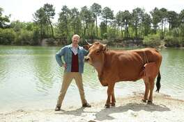 """""""One Man and His Cow"""" screens Saturday at the Museum of Fine Arts, Houston."""