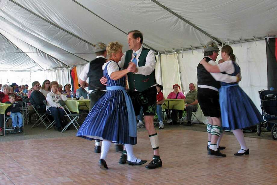 Rathkamp German dancers are among the entertainment at the Tomball German Heritage Festival March 26-28, 2010, in Tomball. COURTESY PHOTO