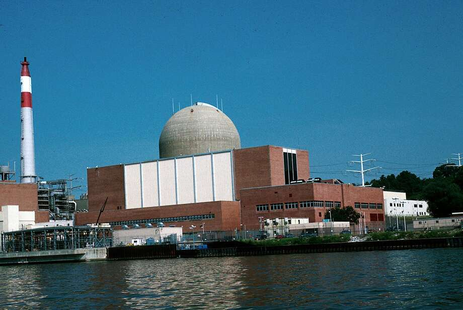 The Indian Point nuclear power plant in Buchanan, New York, operates two Westinghouse PWR units and one shutdown unit. Toshiba's U.S. nuclear unit, Westinghouse, has filed for bankruptcy protection, the companies said Wednesday. Photo: Nuclear Energy Institute / AFP