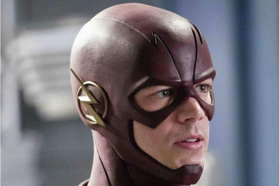Grant Gustin plays The Flash. / © 2017 The CW Network, LLC. All Rights Reserved.