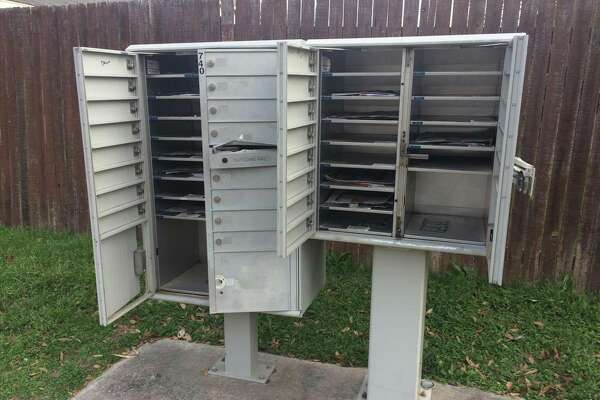 Several cluster mailboxes have been broken into on the Northeast Side in the Pheasant Ridge subdivision.