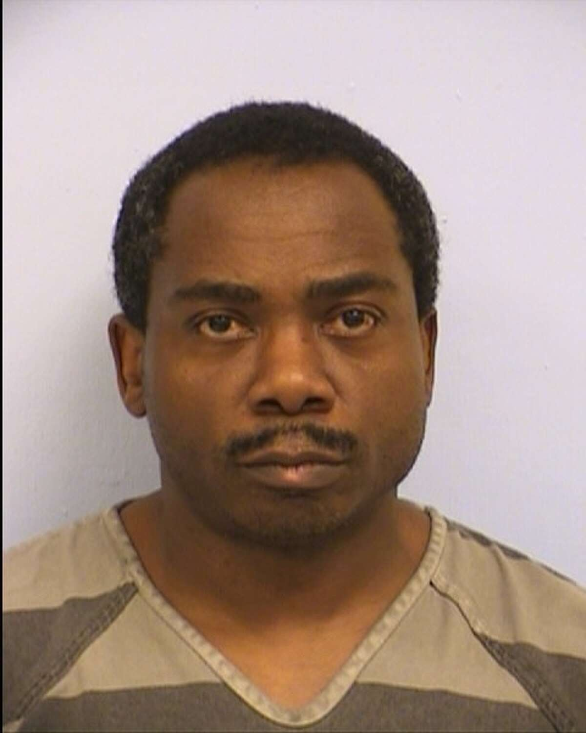 Christopher Washington, 43, was arrested and charged with indecent exposure in Austin March 28, 2017.