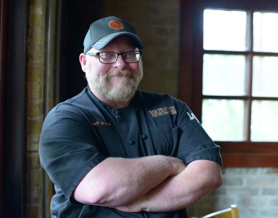 "Chef Jeff White of Tucker's Kozy Korner and the upcoming Eastside Kitchenette, will be one of the featured chefs at the ""Bites for Business"" event on Nov. 9 by the San Antonio Chef Cooperative. Photo: Billy Calzada /Staff Photographer / San Antonio Express-News"