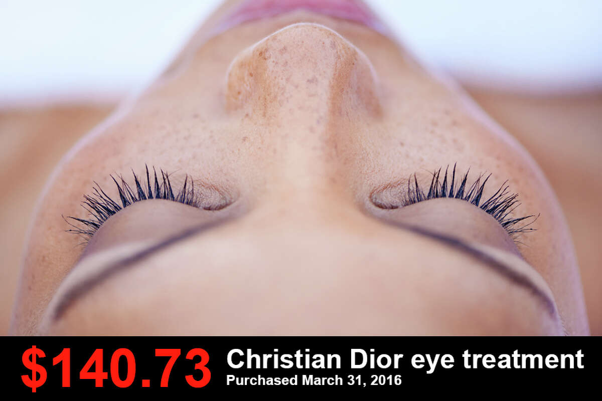 $140.73: Christian Dior treatment (eye)