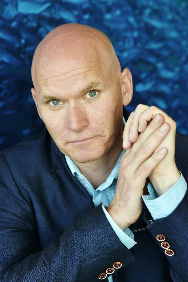 Anthony Doerr Photo: Ulf Andersen, Getty Images