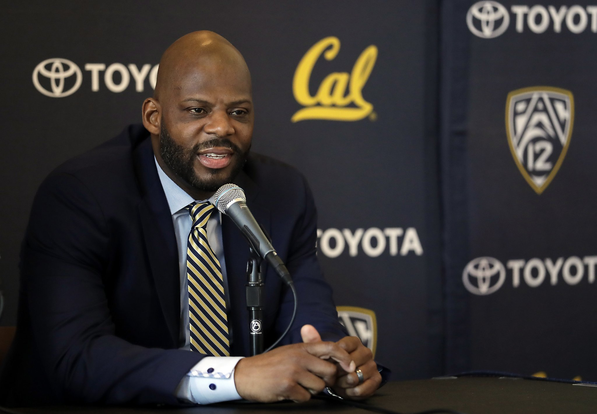 Wyking Jones generating excitement as Cal's head basketball coach