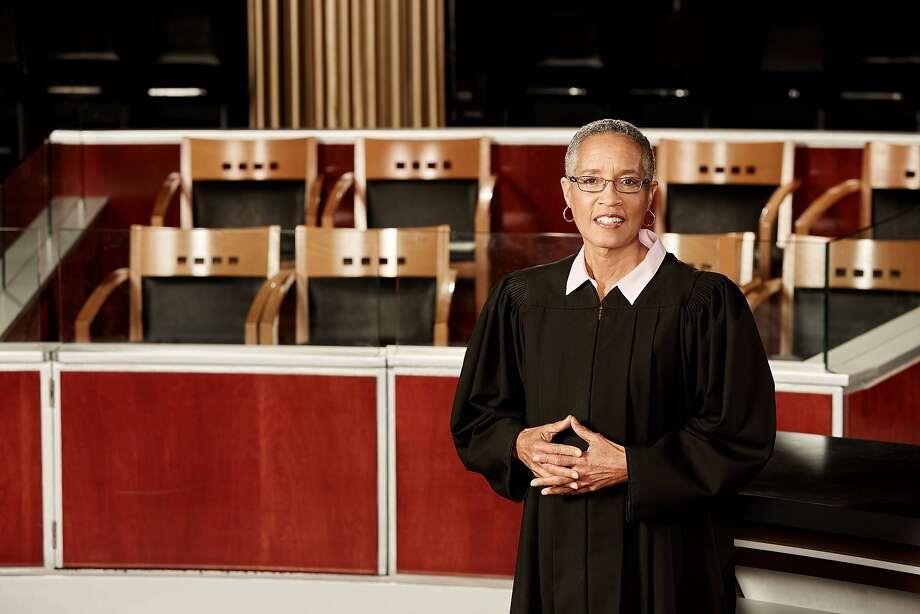 "LaDoris Cordell presides over Fox's ""You the Jury."" Photo: Photo Courtesy Fox"