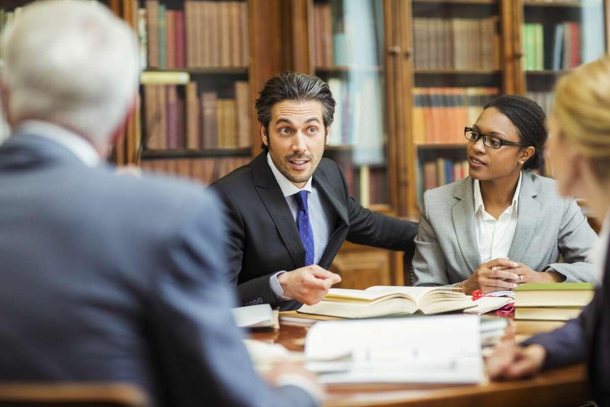 Lawyers Probability of automation: 5 percentSource: Oxford University data via Bloomberg News