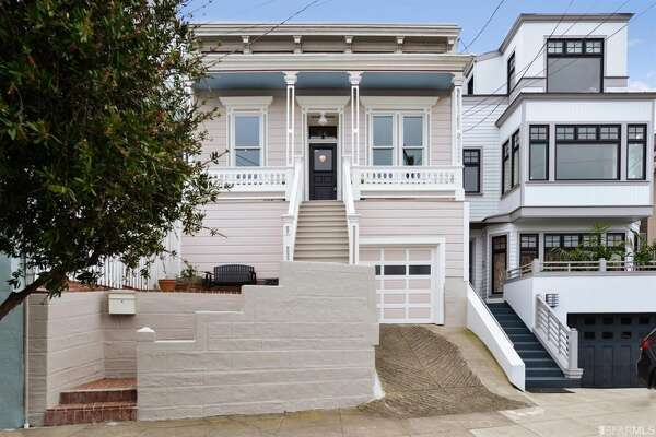 This Bernal Heights Victorian is asking just under $1.3 million, about the average for the neighborhood.