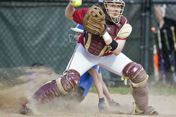 All-State catcher Jovanna Hillman returns for the two-time FCIAC champion St. Joseph Cadets.