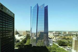 Current renderings of the proposed Frost Tower which were shown to the HDRC on Wednesday, March 15, 2017. San Antonio-based Cullen/Frost Bankers Inc. reported quarterly and full-year financial results Thursday.