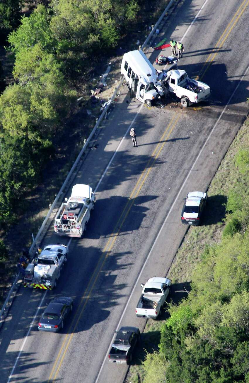 A major collision has shut down Highway 83 near Garner State Park, the Uvalde County Sheriff's Office announced and news outlets are reporting multiple fatalities.