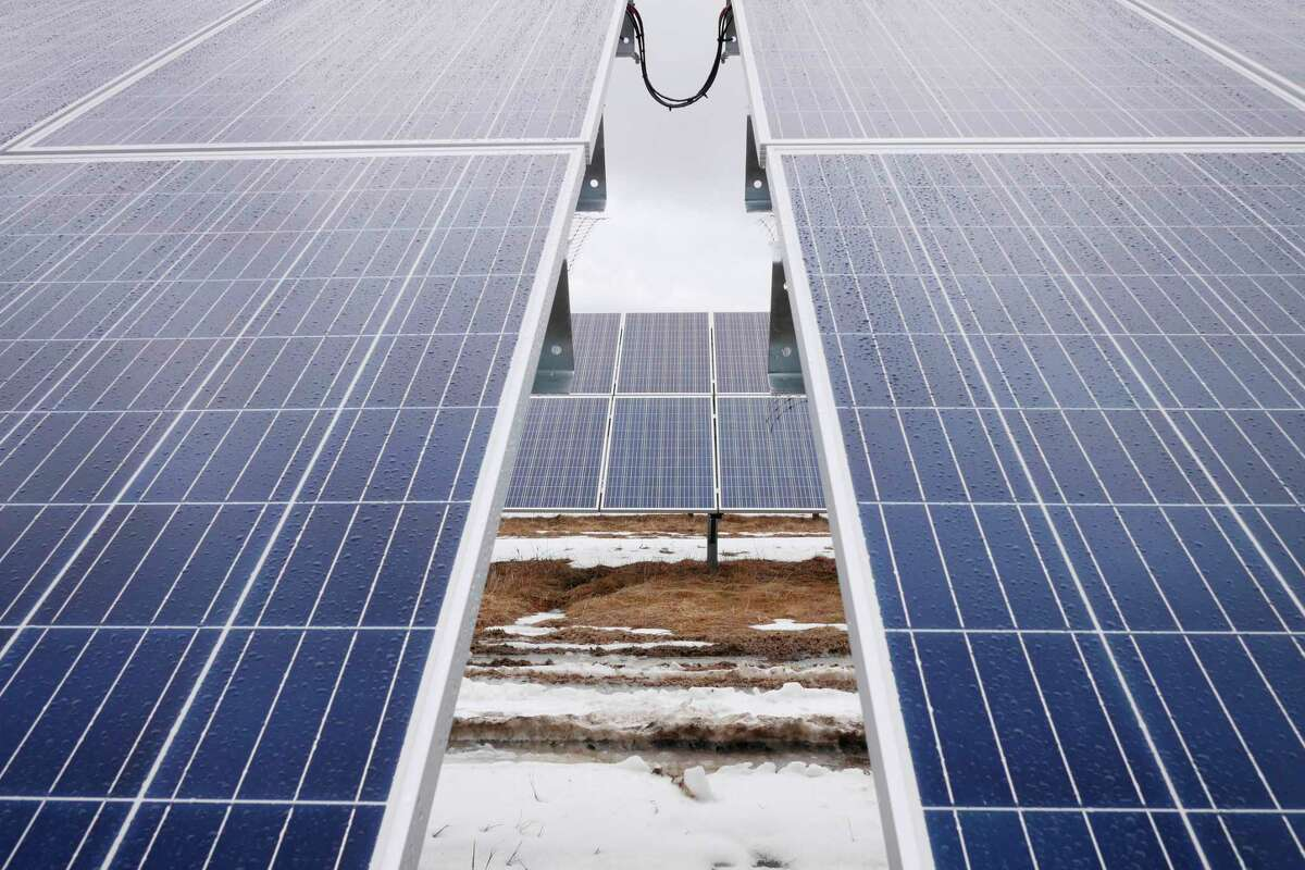 Solar farms are welcomed or reviled in different locations: Those with affluent second home owners want no part of them despite their green energy credentials