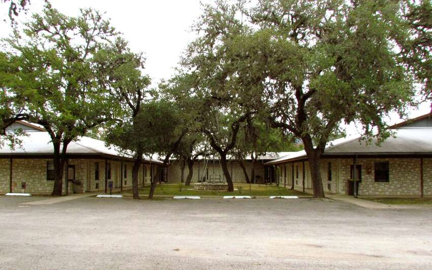 2. The van was headed to New Braunfels after 65 senior members of First Baptist New Braunfels left a choir retreat at the Alto Frio Baptist Camp and Conference Center in Leakey, seen here, about 40 miles north of Uvalde.