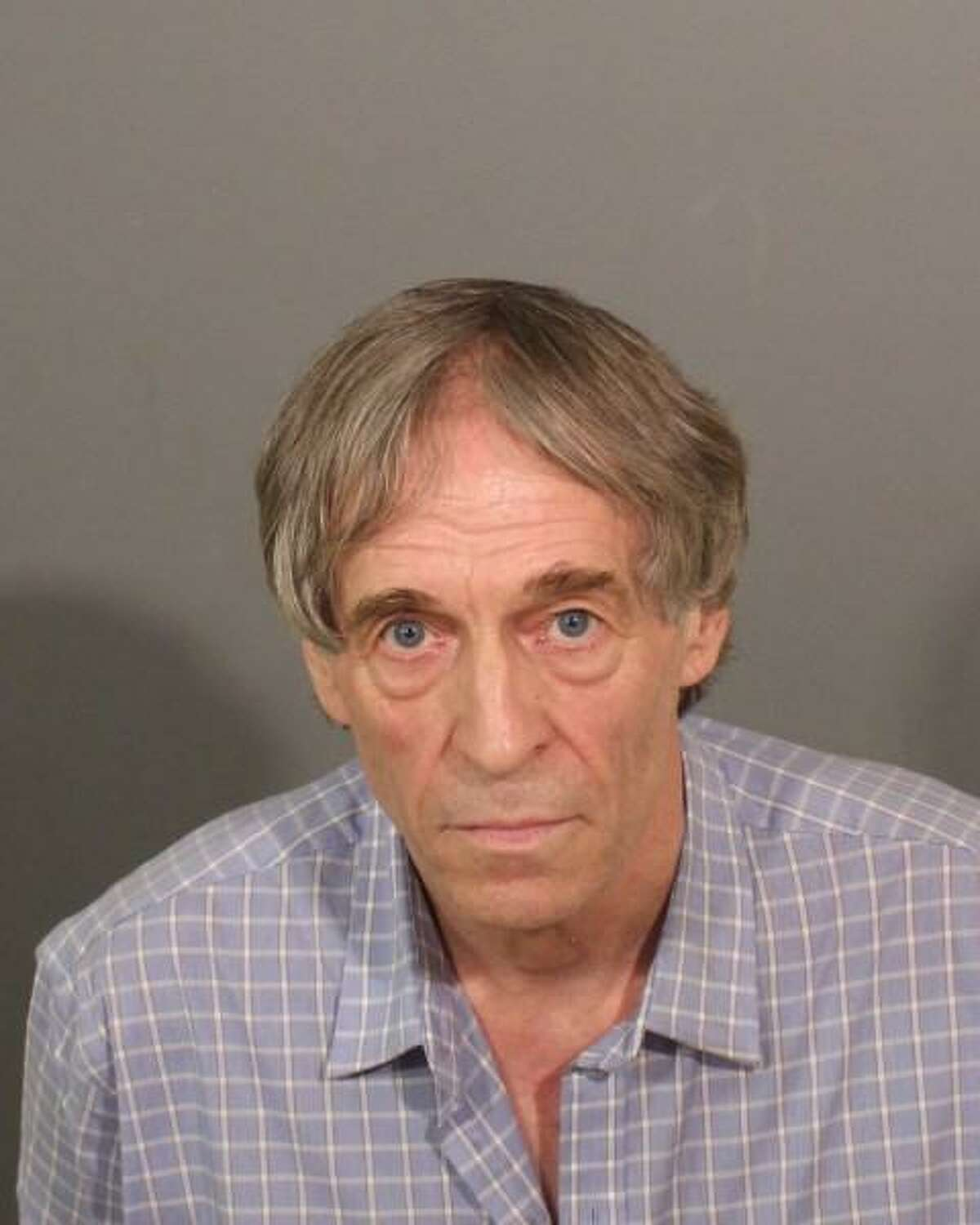 Glastonbury resident Bruce Bemer was charged with patronizing a trafficked person.