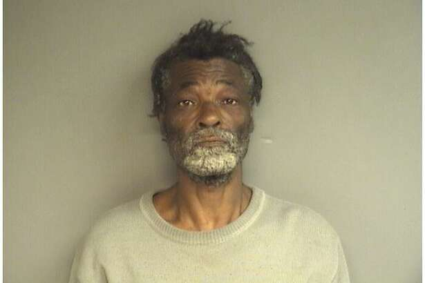 Donald Hurt, 65, of New Jersey, was charged with deficating in church confessional on Wednesday afternoon in Stamford.