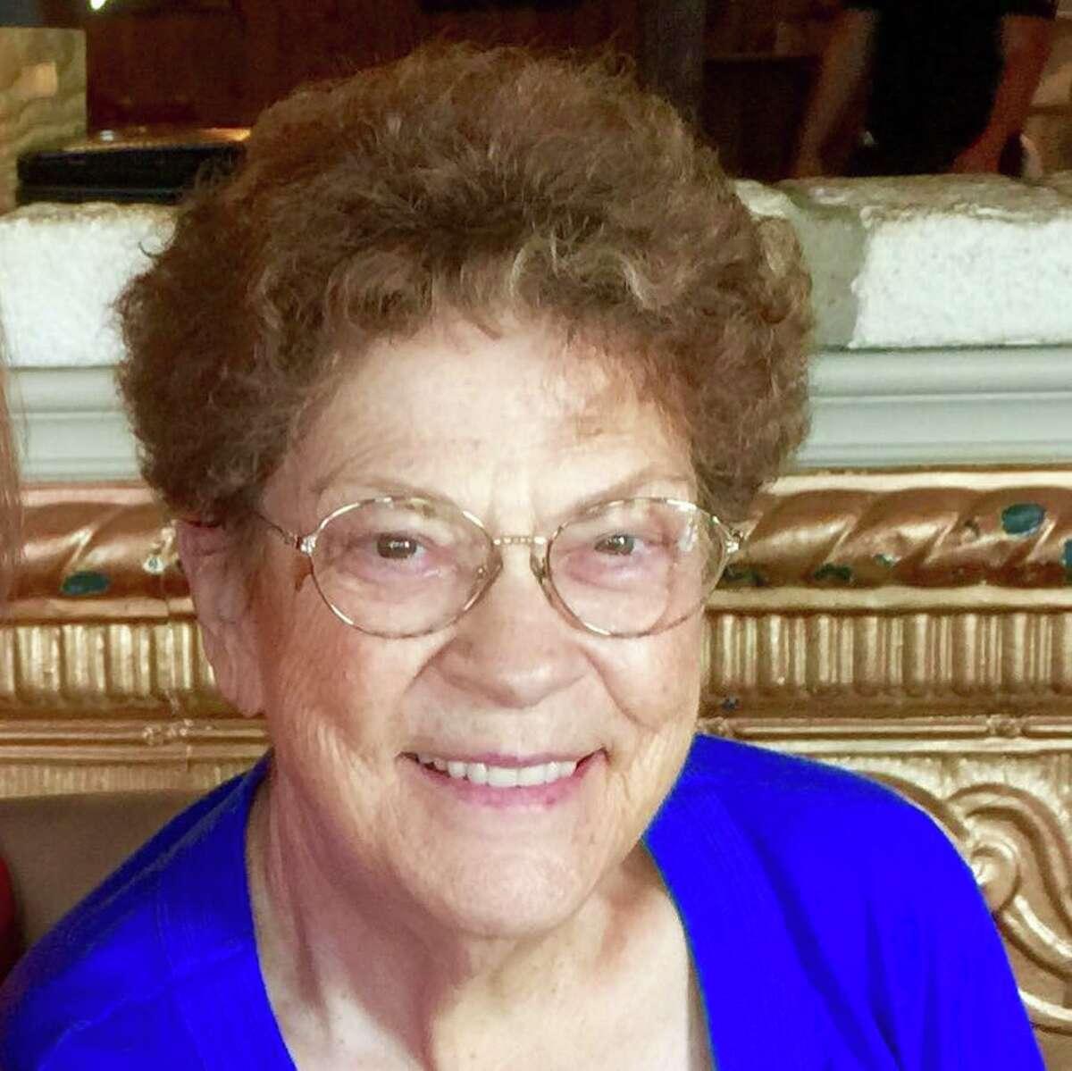 Mildred Goodlett Rosamond, 87